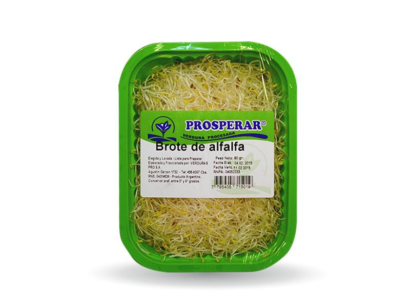 Brote de Alfalfa