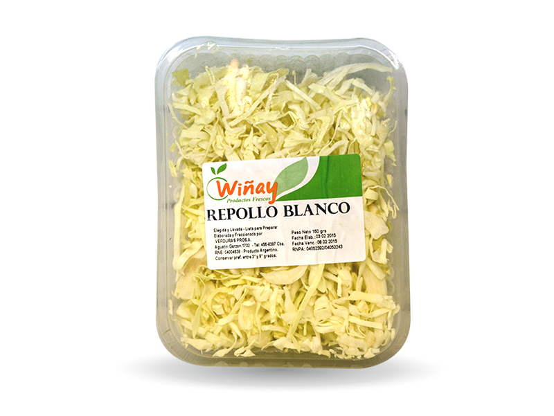 Repollo blanco