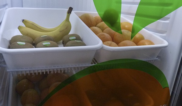 ¡Frutas todos los días!